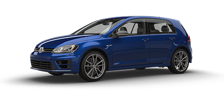 Golf R Diagram